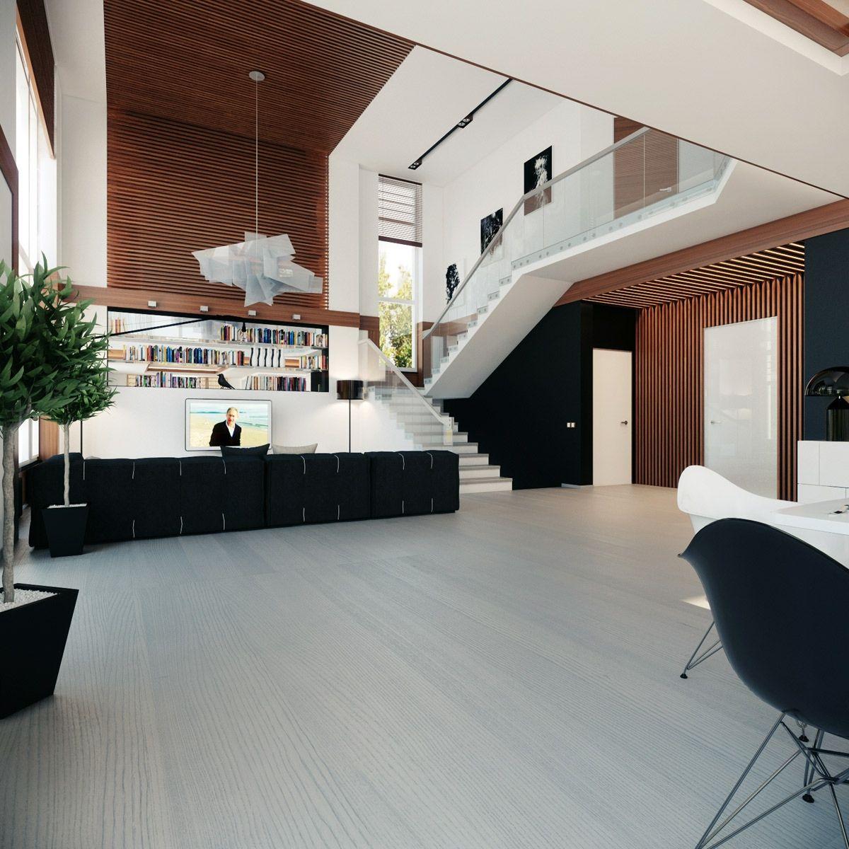 Open plan home design | - architecture pins - | Pinterest