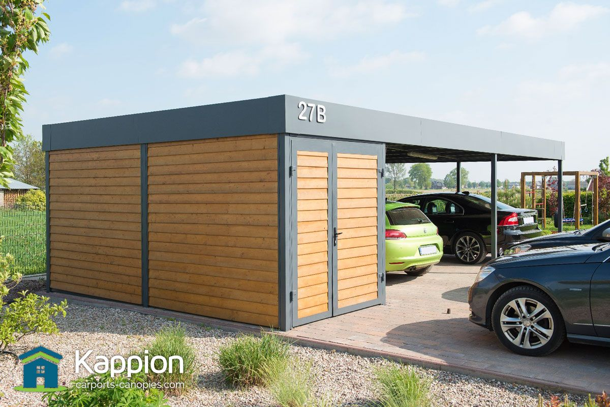 The One And Only Europort Carport The Most Contemporary Canopy On
