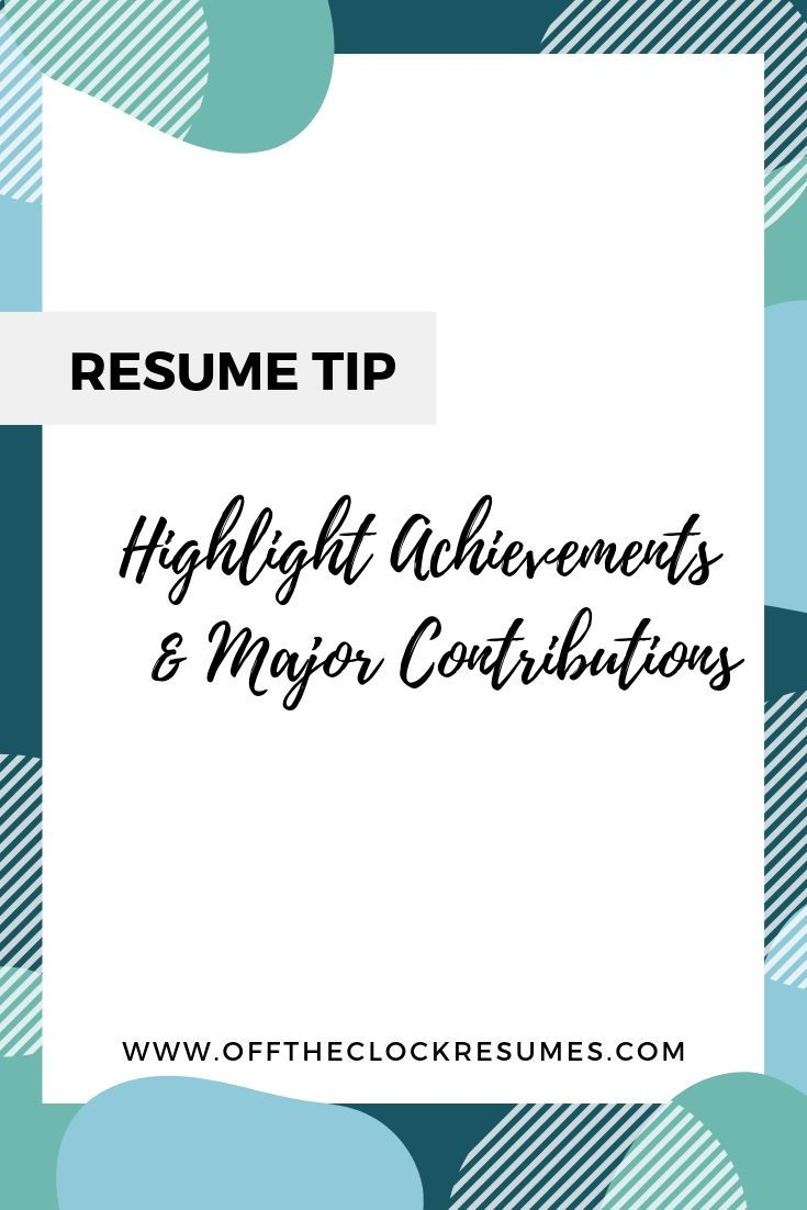 20 resume tips that will get you more interviews in 2020