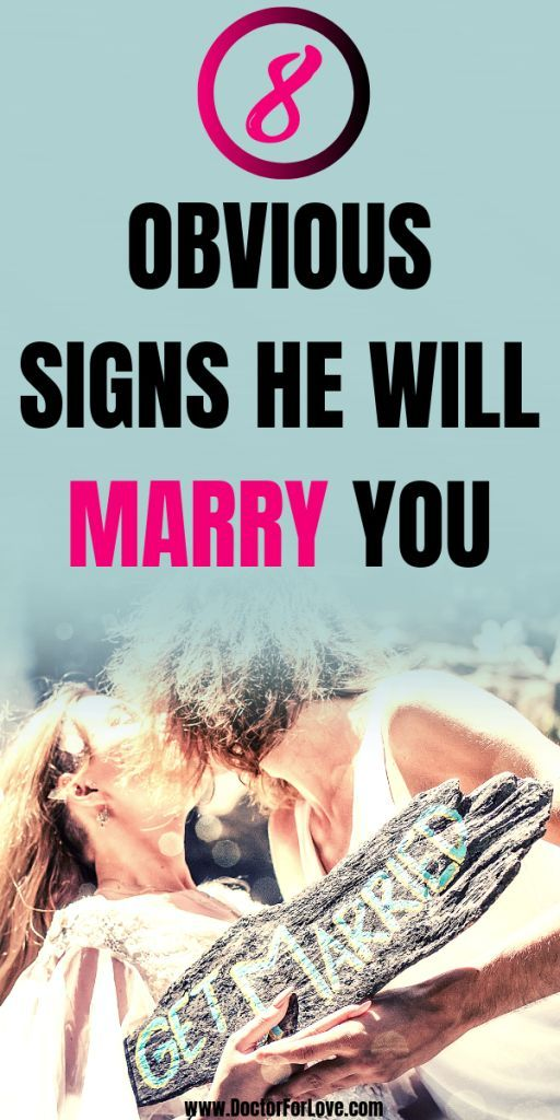 Signs a man will propose