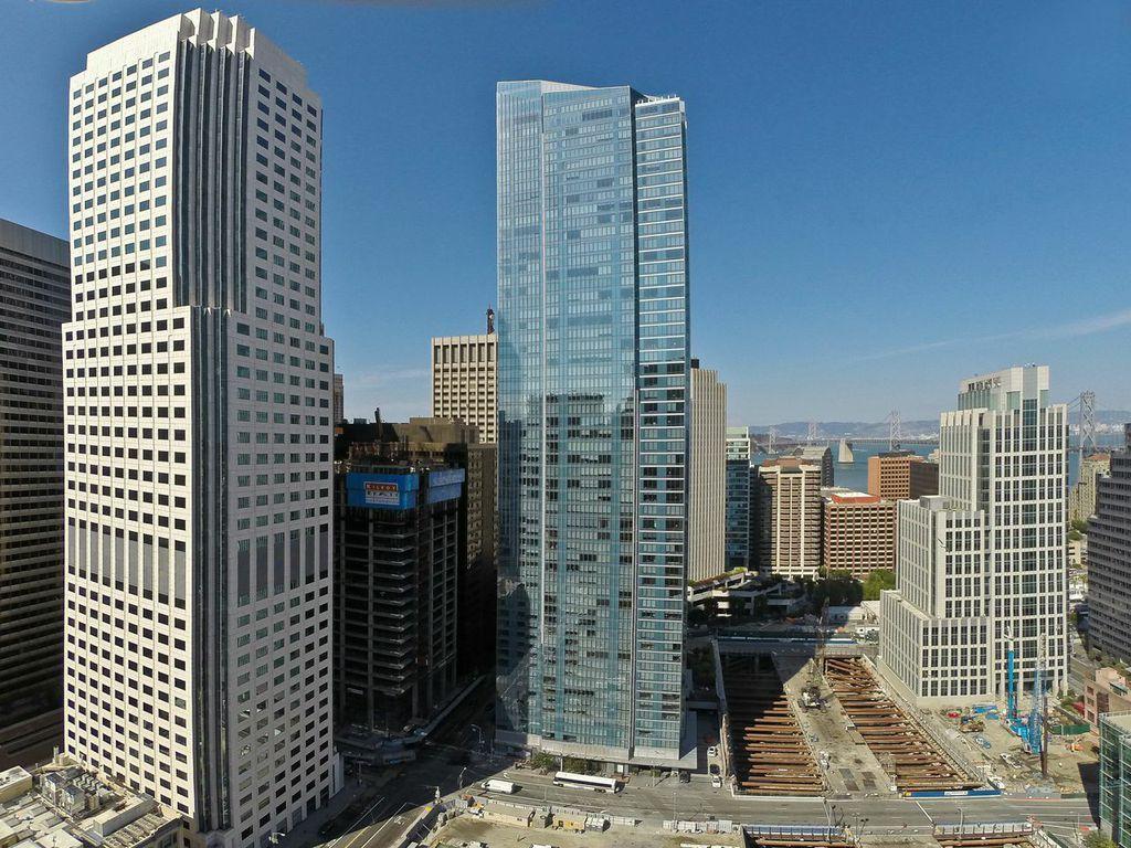 Millennium Tower, 301 Mission St, San Francisco http//www