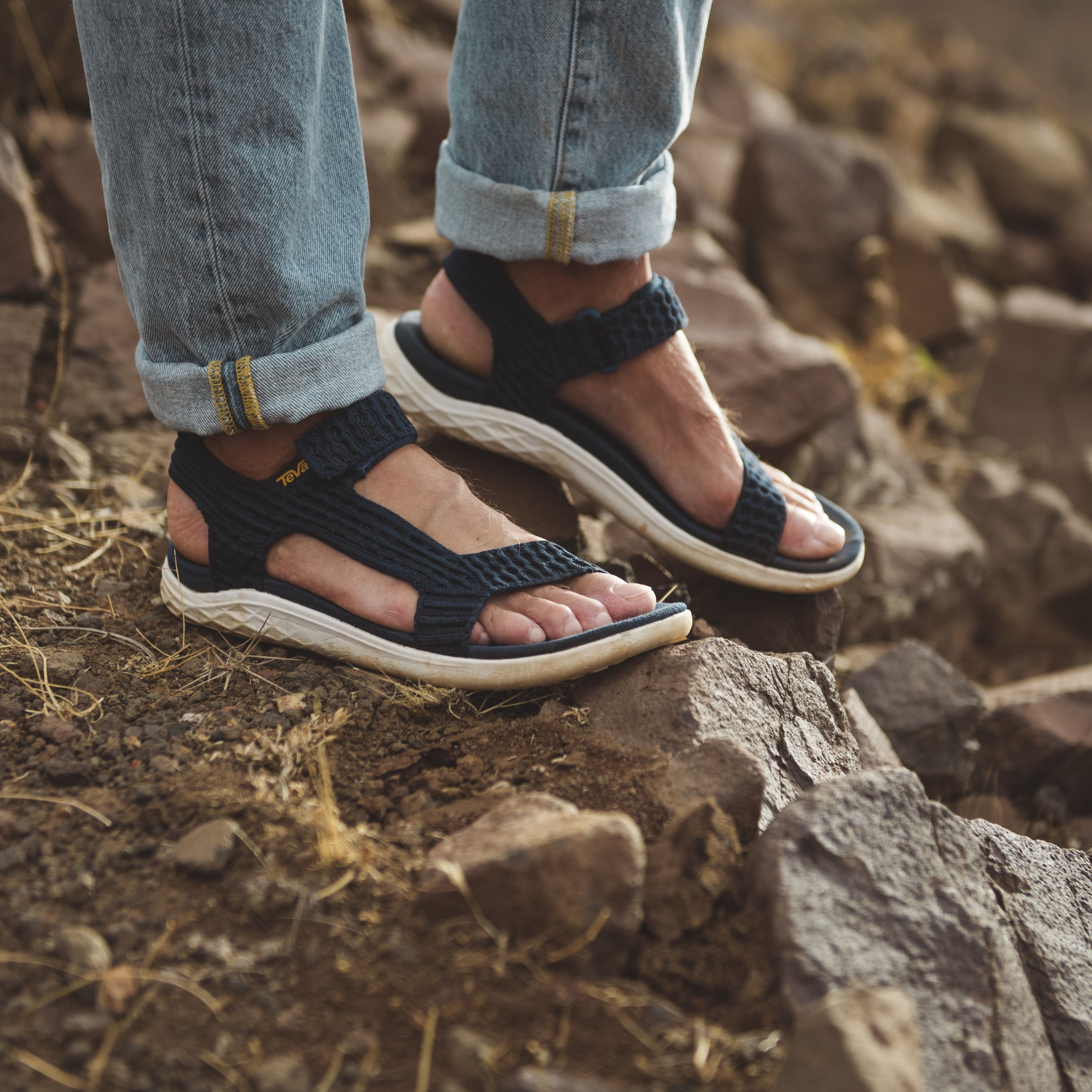 5928a29f0db No pavement  No problem. Find this Pin and more on The Terra-Float 2 Knit  by Teva.