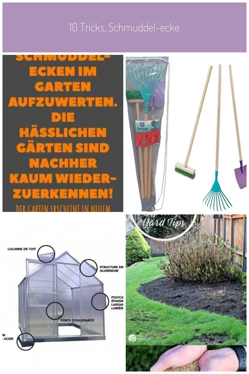 10 Tricks, Schmuddel-Ecken im Garten aufzuwerten. Die hässlichen Gärten sind n...,  #aufzuwerten #beautifulhomegarden #besthomegarden #Die #dreamhomegarden #easyhomegarden #Garten #hässlichen #homegardenaesthetic #homegardenapartment #homegardenarchitecture #homegardenbackyard #homegardenbalcony #homegardenbar #homegardenbeginner #homegardenboxes #homegardendecoration #homegardendesign #h... #entretien du jardin 10 Tricks, Schmuddel-Ecken im Garten aufzuwerten. Die hässlichen Gärten sind n...