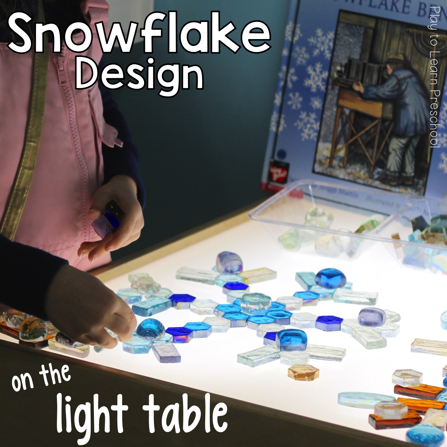 Light Table Activities And Ideas For The Preschool