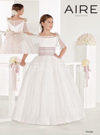 Vestidos boda ninos madrid