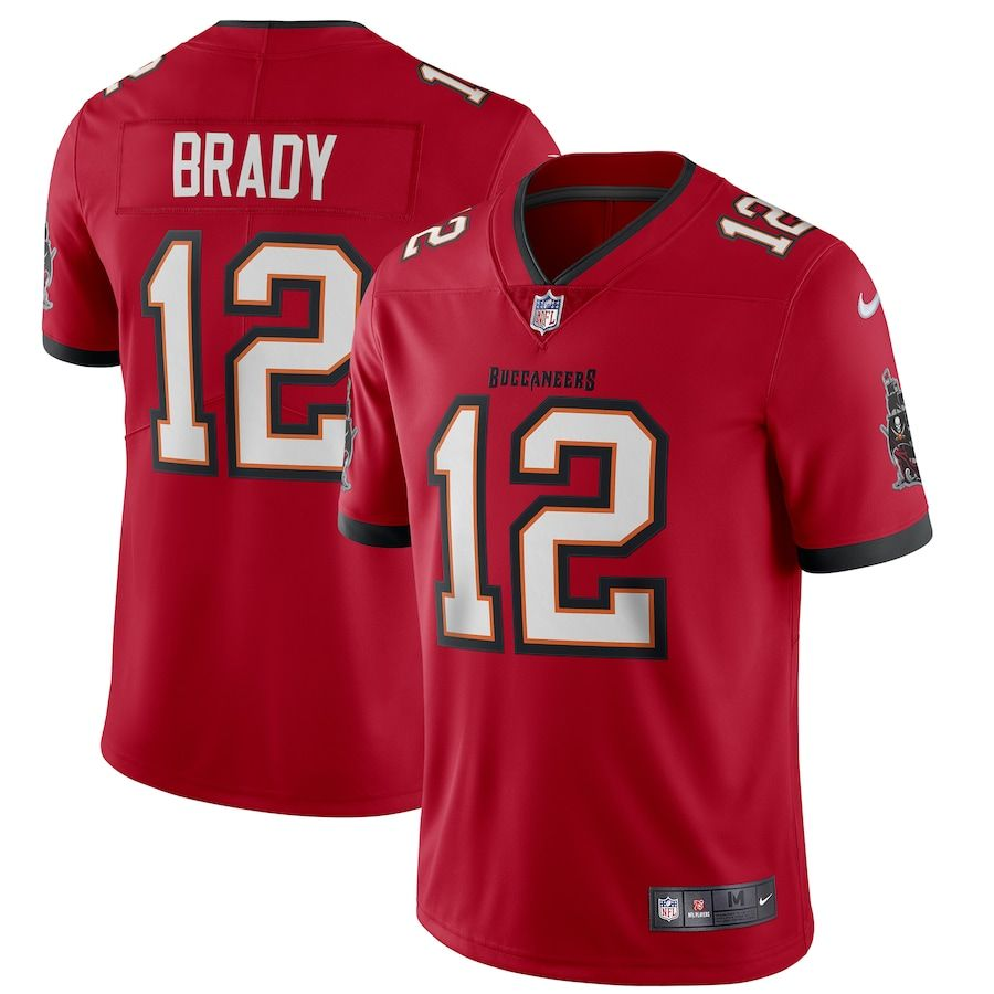 Men S Tampa Bay Buccaneers Tom Brady Nike Red Vapor Limited Jersey In 2020 Tampa Bay Buccaneers Buccaneers Tampa Bay