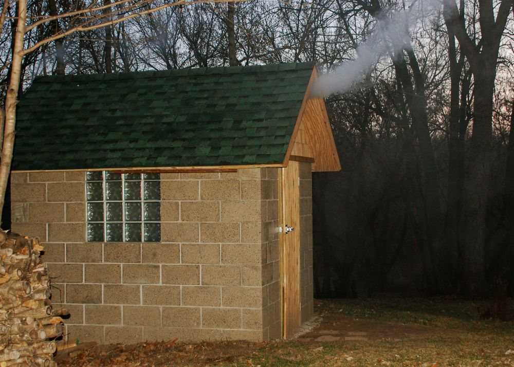 building a smoke house - Smoking House Designs
