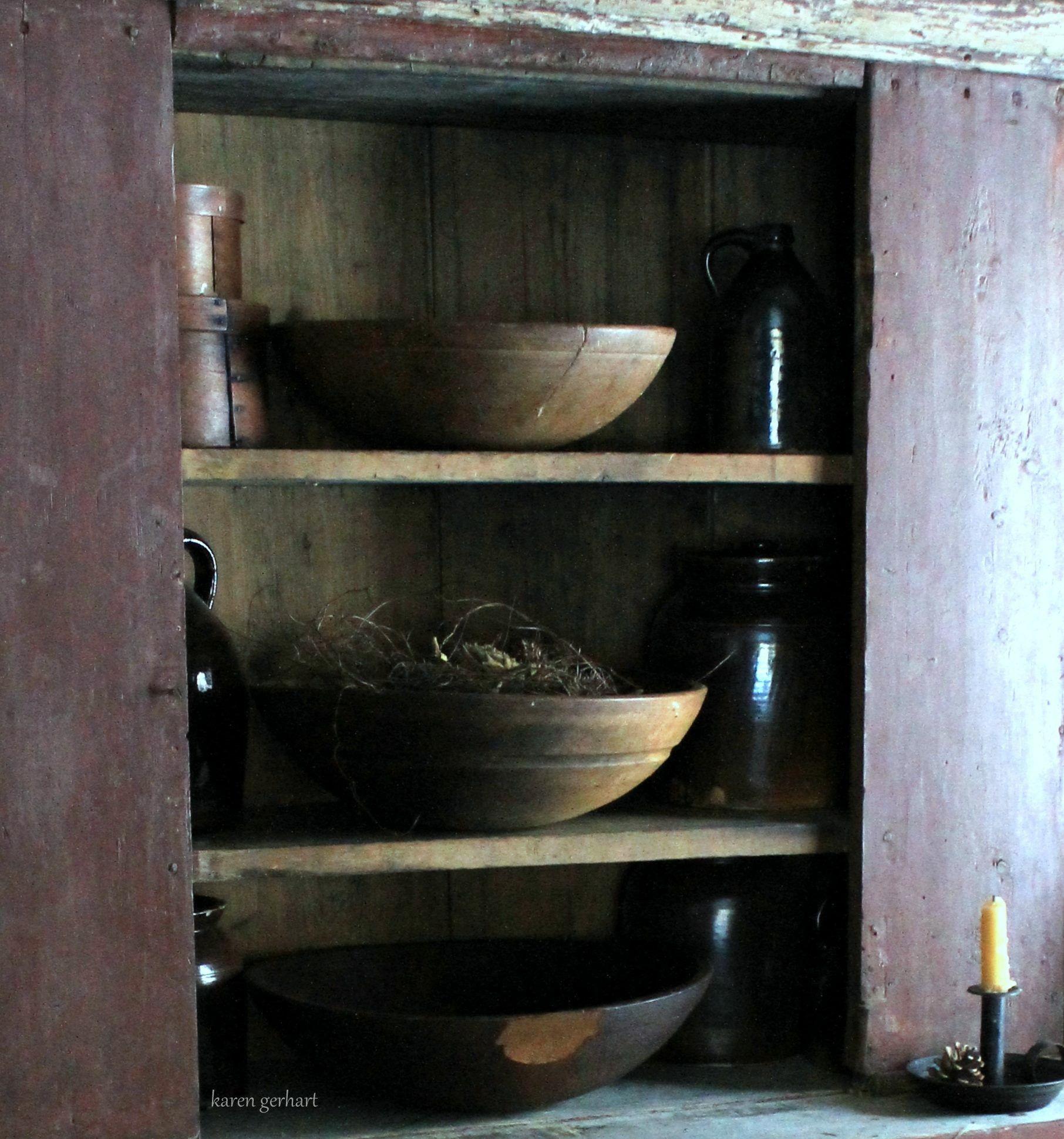 Pin By Virginia Clarkson On Karen Gerhart Wooden Bowls Primitive Decorating Beautiful Decor