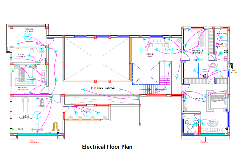 Electrical Drawing A Necessary Safety Measure Before