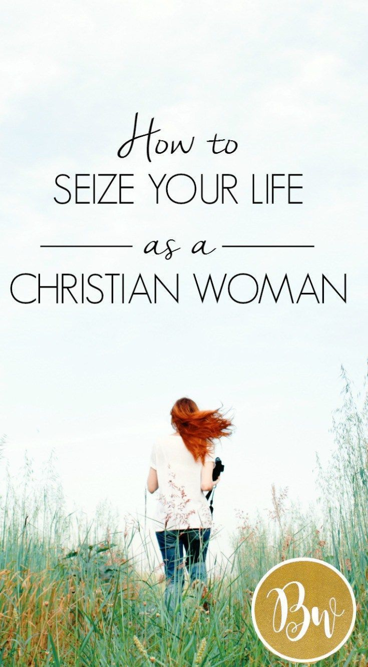 How To Live As A Christian Woman