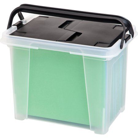 Bankers Box Heavy Duty Ltr Lgl Plastic File Box With Images