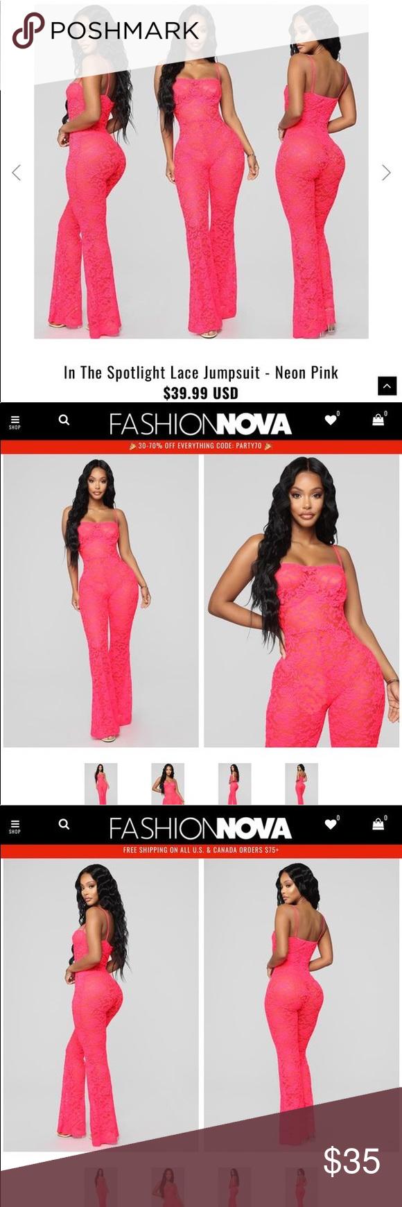 740f2a0ddef Fashion Nova Pant Jumpsuit. Fashion Nova