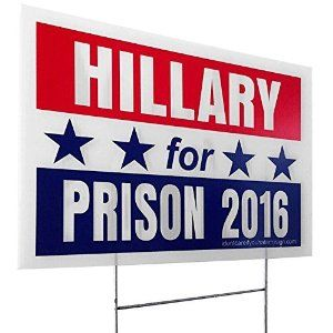 ANTI HILLARY CLINTON CROOKED STICKERS TRUMP PRESIDENT 2016
