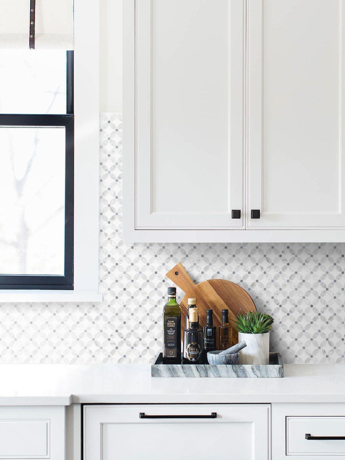 Light Ivory Travertine Kitchen Subway Backsplash Tile Backsplash