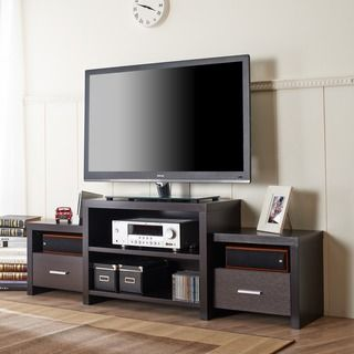Furniture Of America Baltimore 60 Inch TV Console   13469198   Overstock.com  Shopping