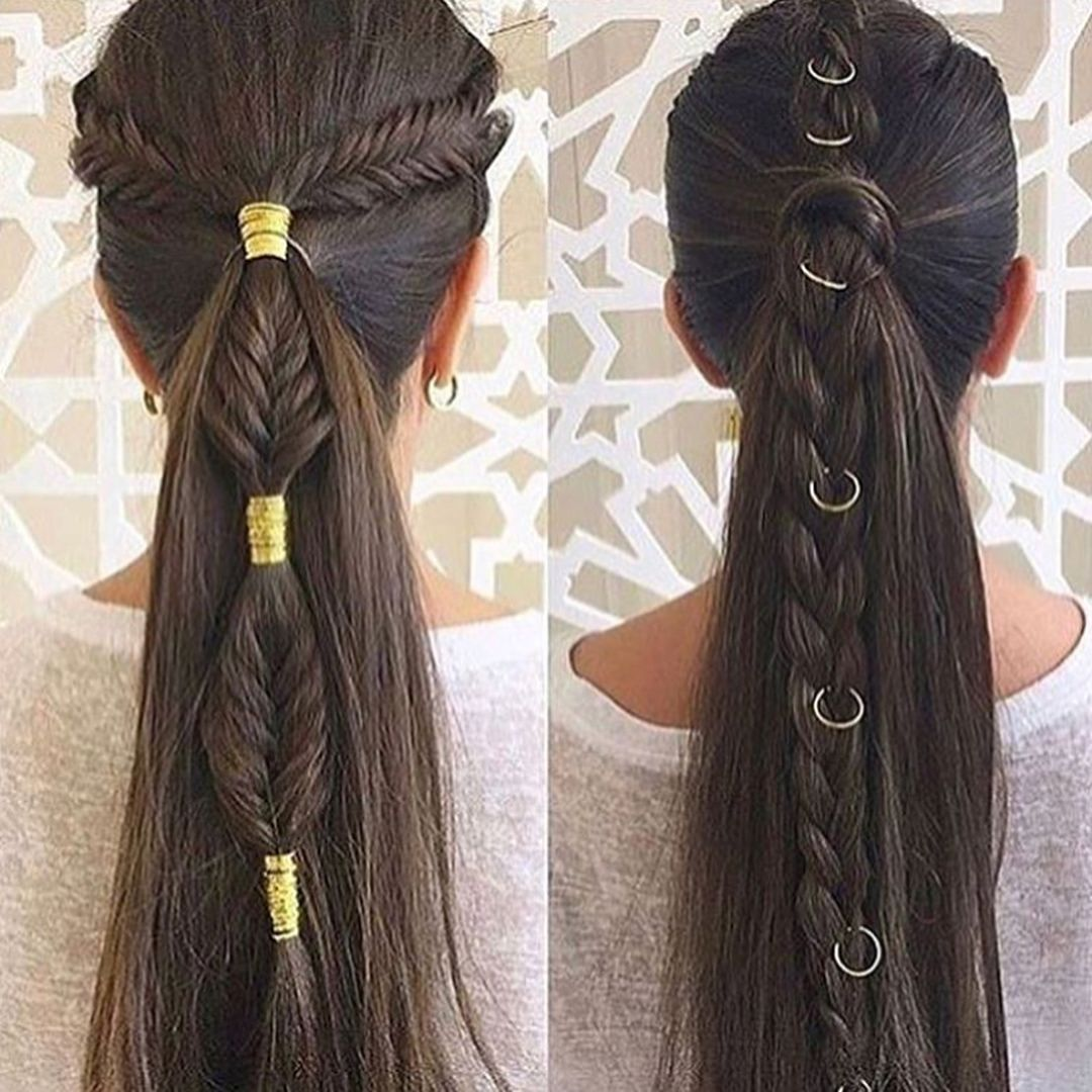 Ramadan Hair Styles Hair Styles Diy Hairstyles Hair Inspiration