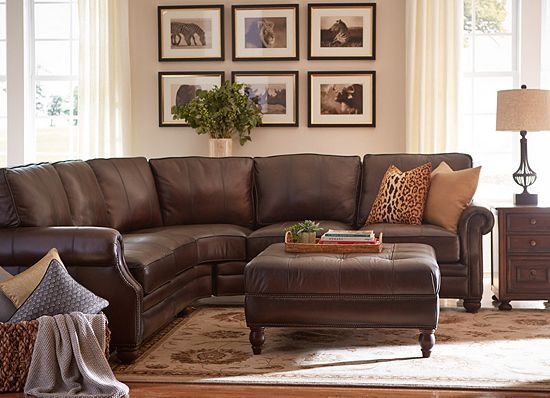 Living Rooms Walden Sectional Living Rooms Havertys Furniture