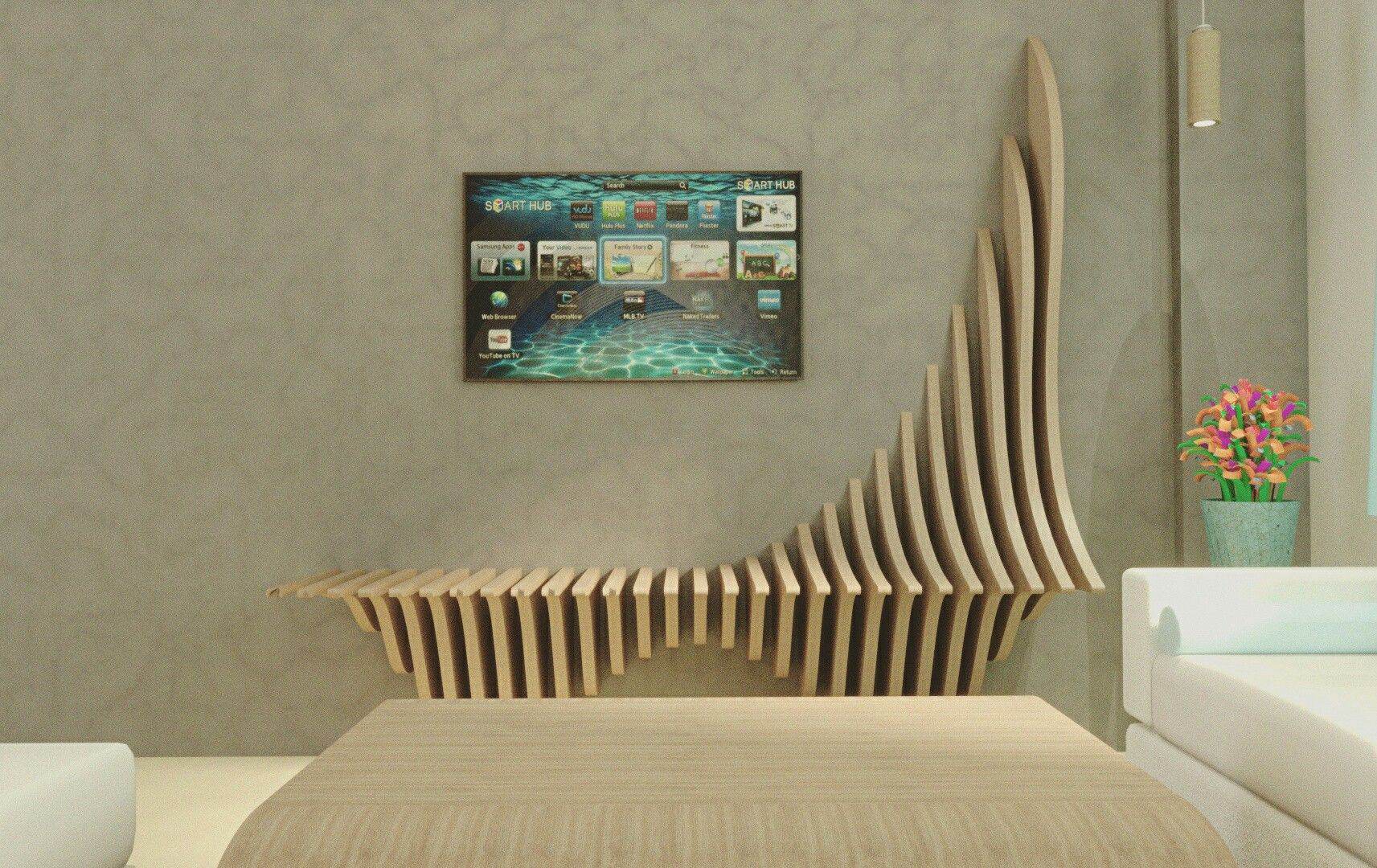 Parametric Furniture Design Tv Unit Design Using Grasshopper And