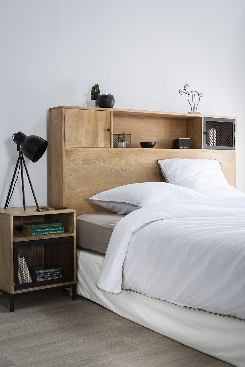 tete de lit industrielle avec