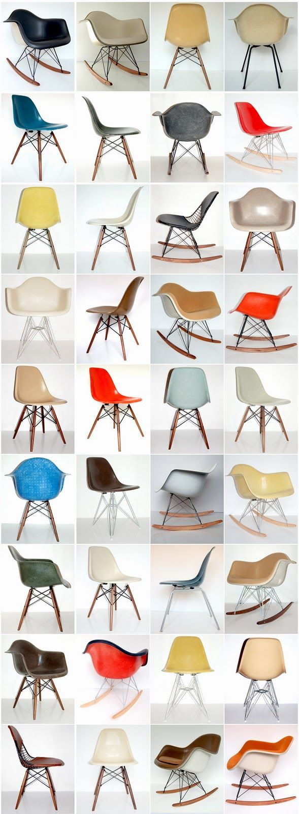 Modern Conscience Is A Modern Furniture Workshop Featuring An Online Gallery And A Selection Of Hand Picked Original Modern With Images Eames Eames Chairs Modern Furniture