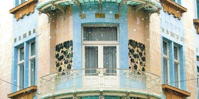 Architecture In Zagreb Kuca Kallina Likecroatia
