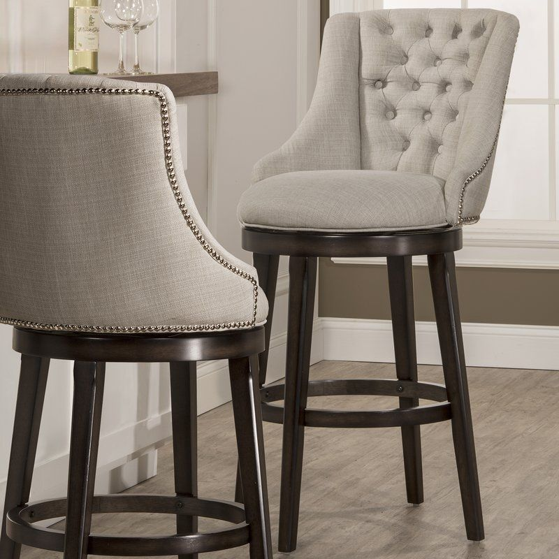 Papillion Swivel Bar Counter Stool Bar Stools With Backs Bar
