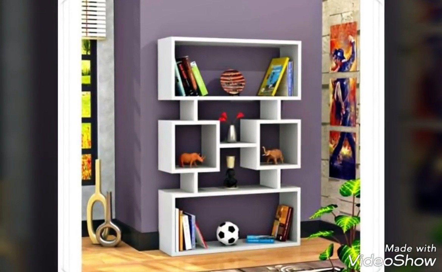100 Modern Corner Wall Shelves Design Home Wall Decoration Ideas