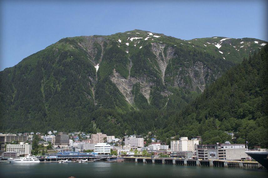 Juneau Alaska Alaska Juneau Capital City