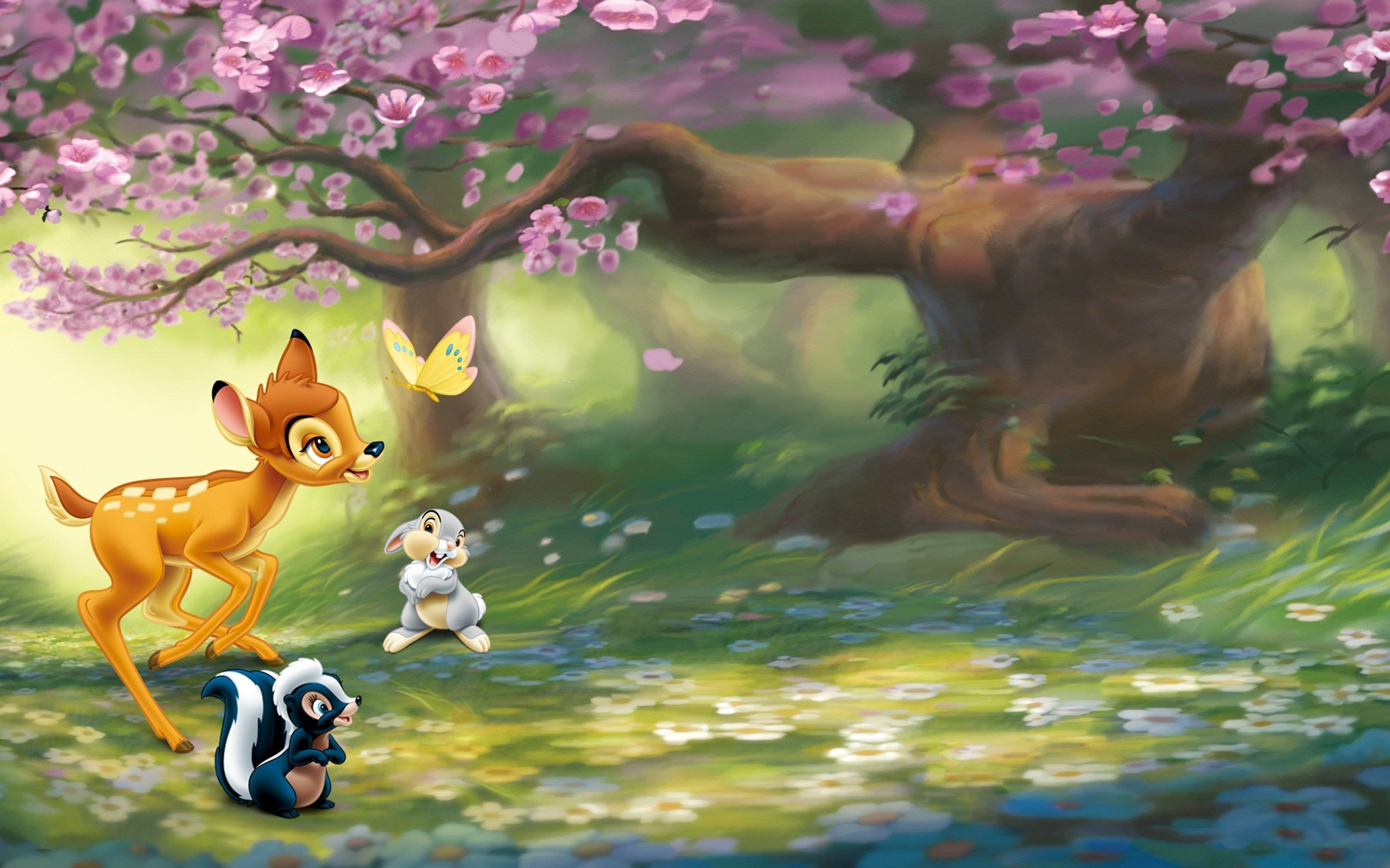 Disney Cartoon Full HD Wallpaper