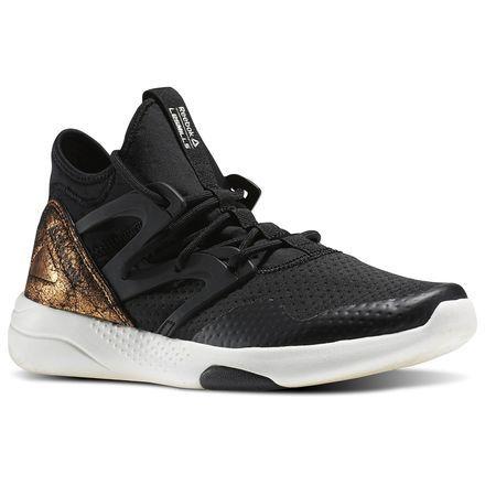 Reebok LES MILLS Hayasu Women's Studio, Dance Shoes in Black / Rose Gold /  Chalk
