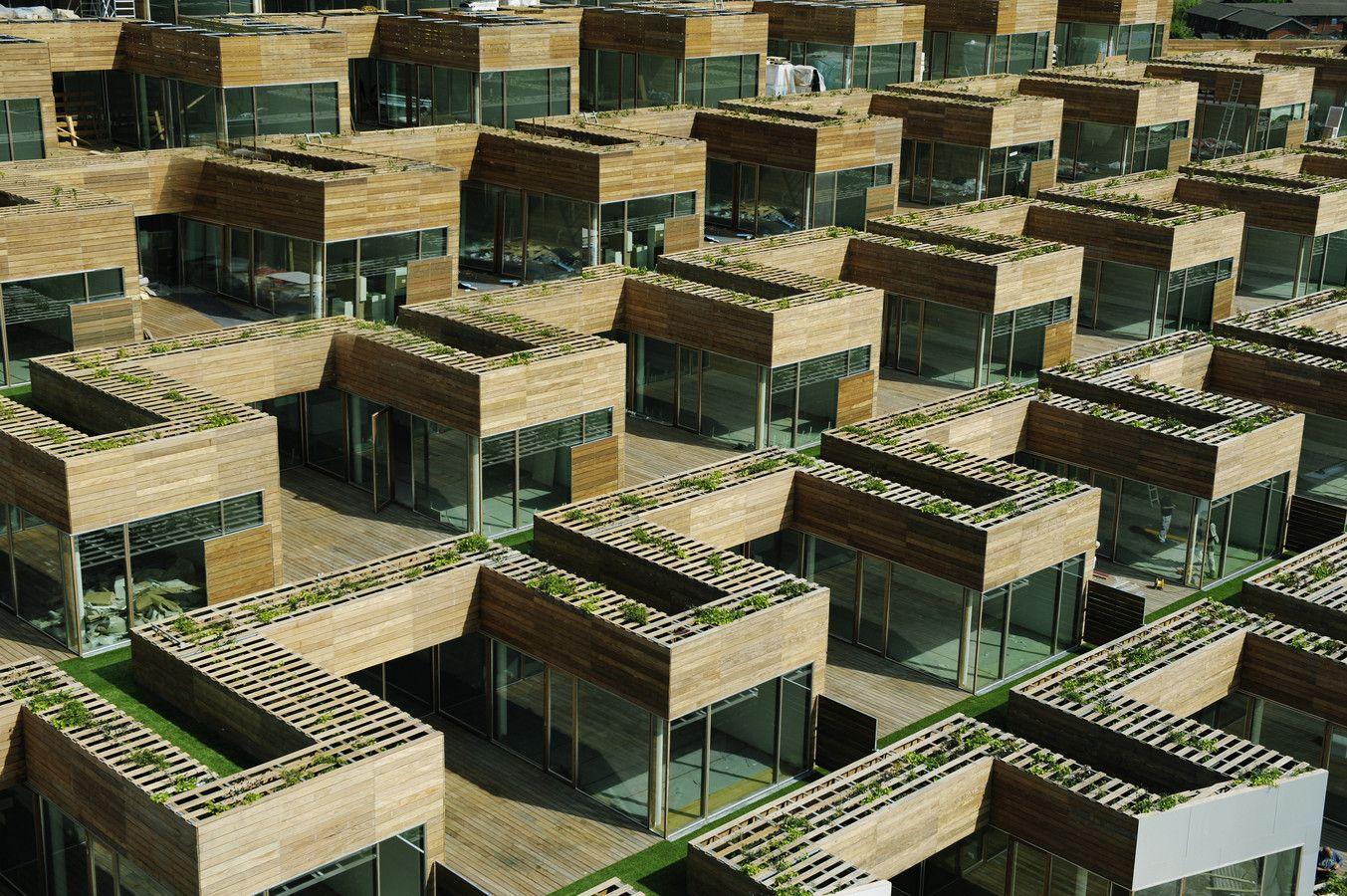 Big Bjarke Ingels Group Arquitetura Sustentavel Arquitetura