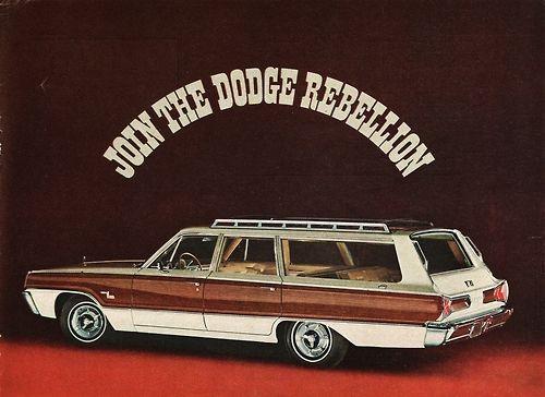process-vision:  1966 Dodge Monaco Station Wagon