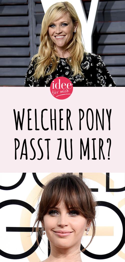 Welcher Pony Passt Zu Mir Frisuren Hair Styles