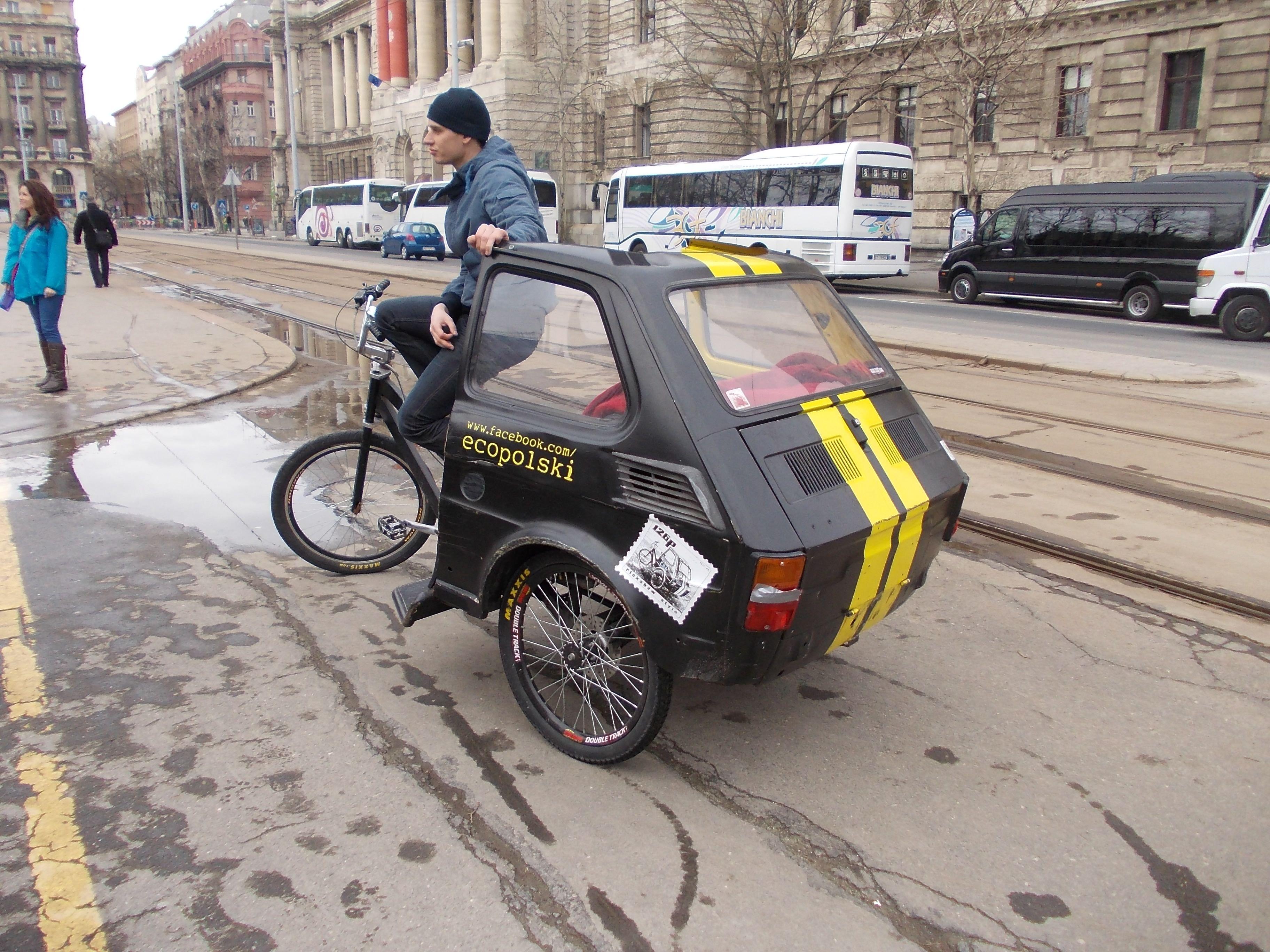 Taxi a Budapest