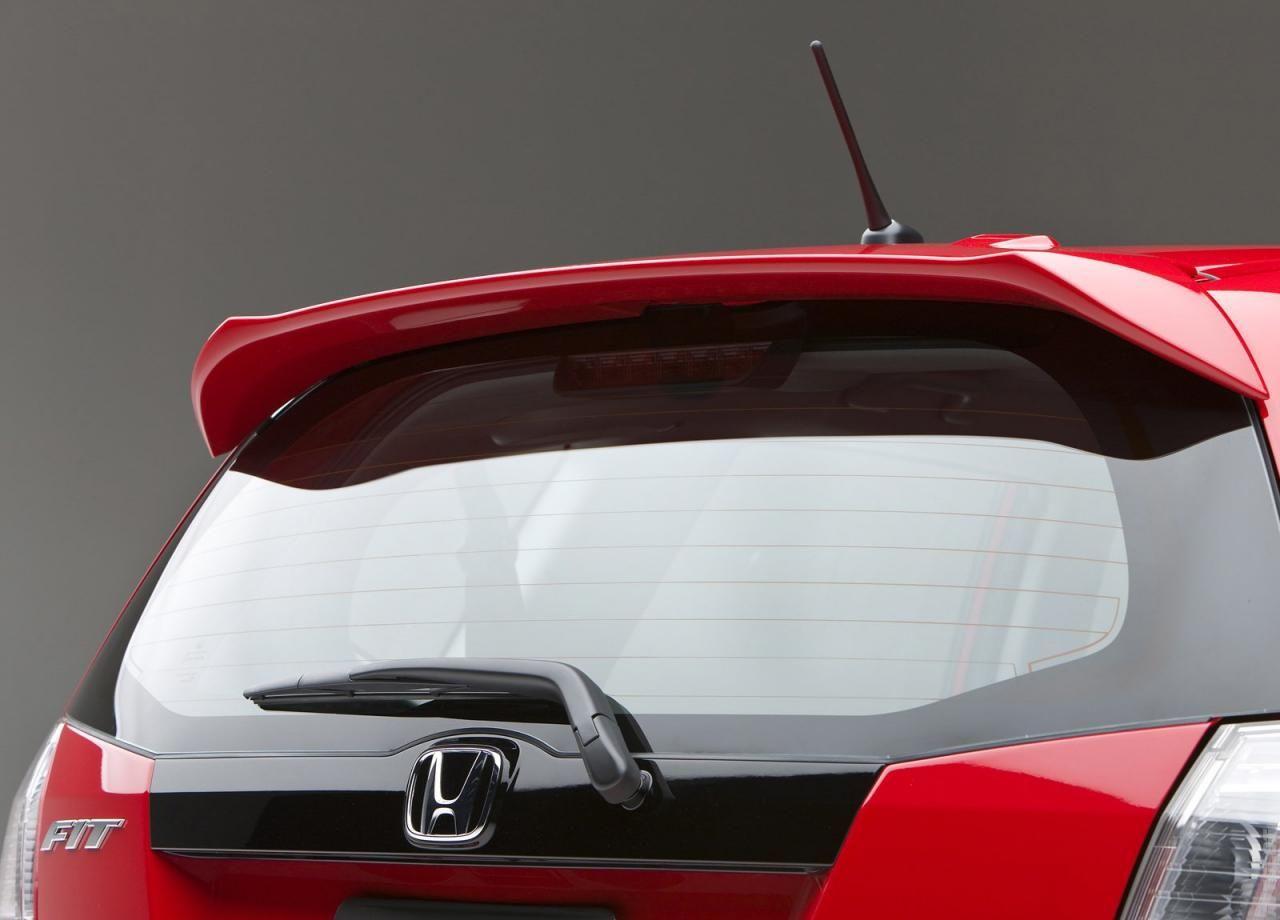 2009 Honda Fit Sport us spec modulo batwing