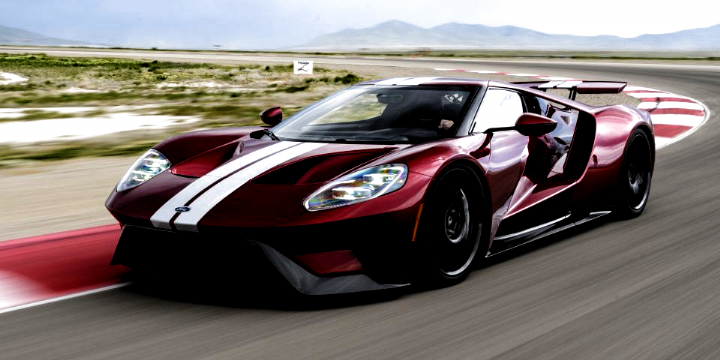 You Can Finally Legally Buy A Used 2017 Ford Gt Driving Cars In