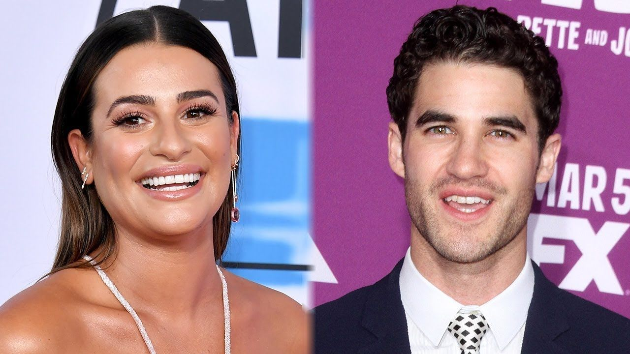 Lea Michele & Darren Criss Heading On TOUR Together