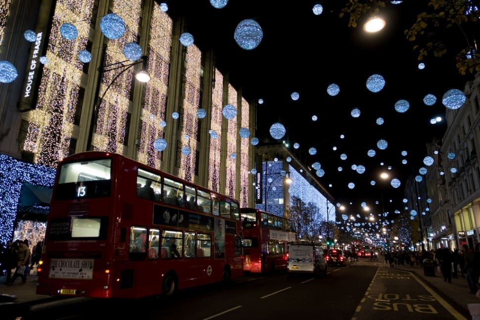 Christmas 2020 In London London Christmas Lights 2020 2021   Dates & Map | London christmas