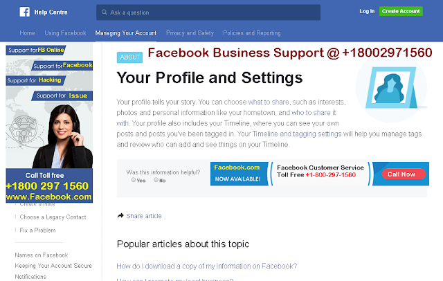 how do i contact Facebook directly by phone +1800-297-1560 u