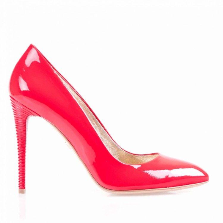 Kobiece Czerwone Szpilki Sopelki Conhpol Woman Stiletto Heels Stiletto Heels