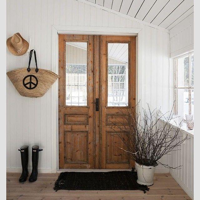 Haustüren holz bauernhaus  Pin von Prue Kelly auf Homely Love | Pinterest