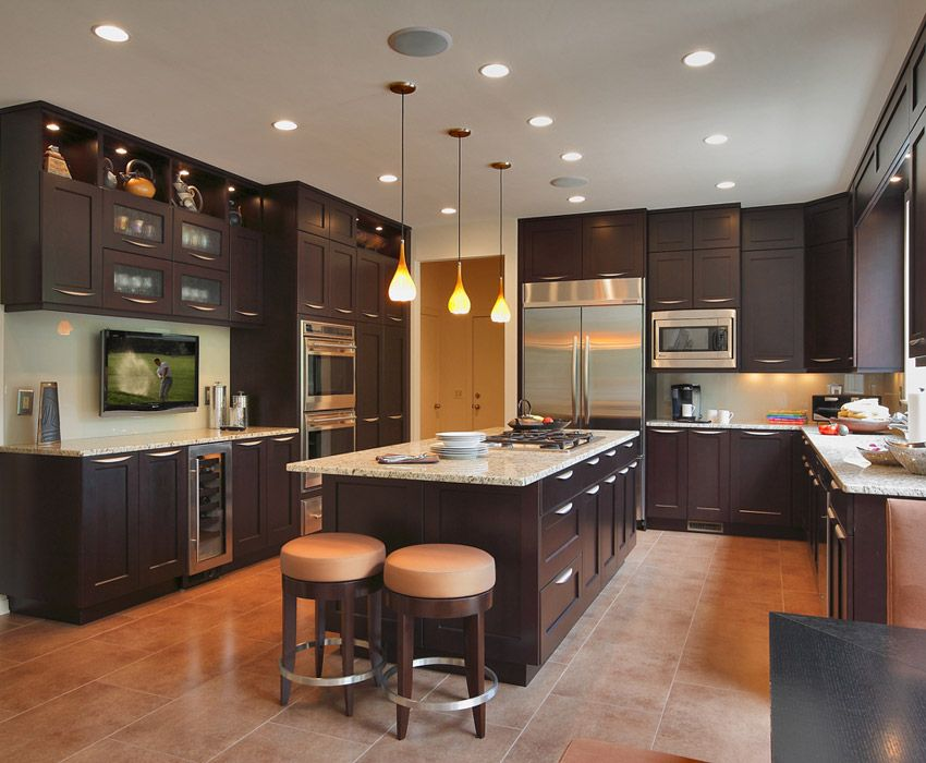 Transitional Kitchen Design Ideas Part - 46: 25 Stunning Transitional Kitchen Design Ideas