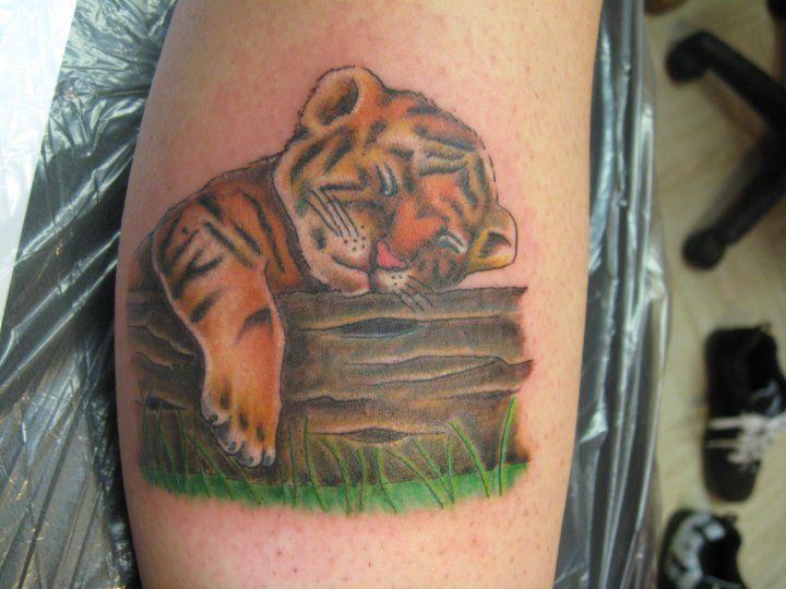 75cd2273f Cute Baby Tiger Tattoos Clipart | Tattoos | Tiger tattoo, Tiger ...