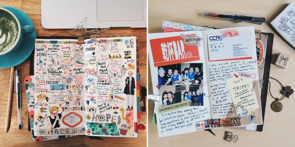 Top 12 Sizzling Scrapbook Travel Journal Ideas Spice Up Your