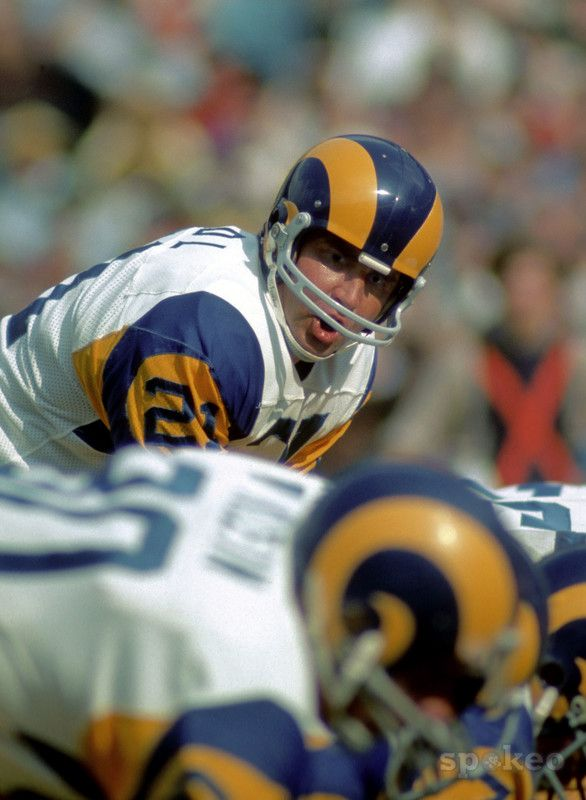 John Hadl Photo Galleries Rams Football Nfl Football Players Nfl History