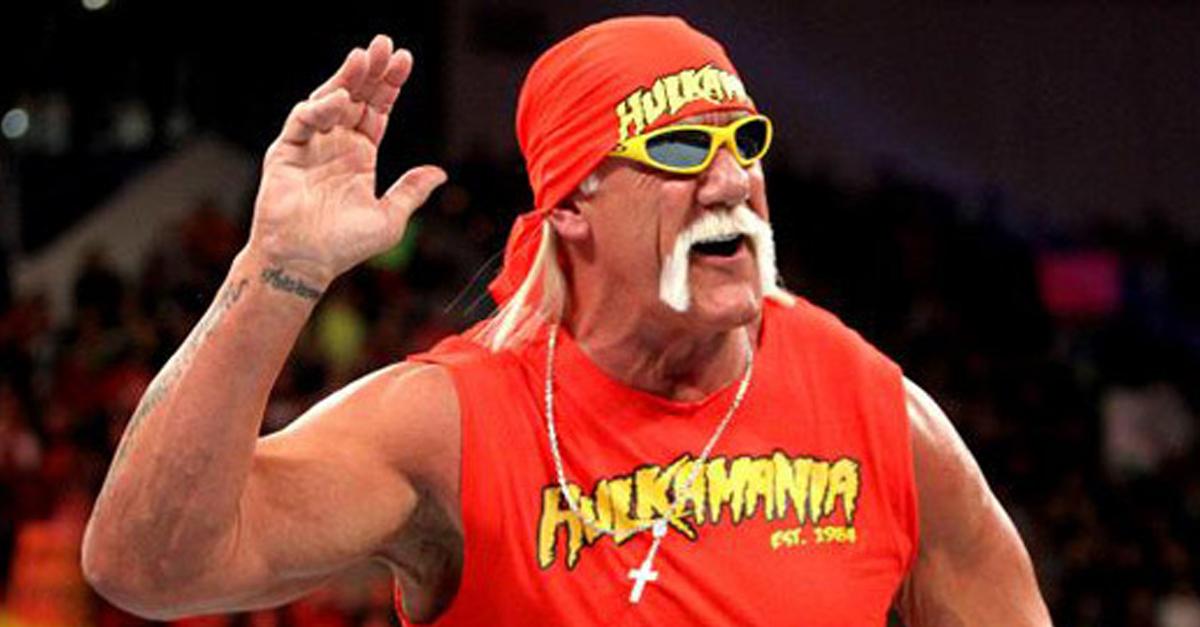 You Won T Believe What Wwe Wrestling Superstar Hulk Hogan Said About Jesus Wrestling Superstars Hulk Hogan Wrestling