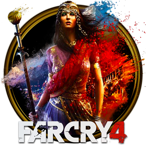 Far Cry 4 Dock Icon By Outlawninja Far Cry 4 Crying Fox Mccloud