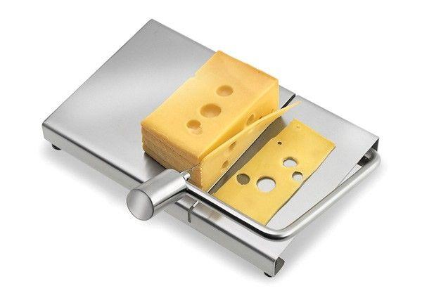 Blomus Froma Noz Krajalnica Krajacz Do Sera 2425573285 Oficjalne Archiwum Allegro Cheese Slicer Cheese Cutter Stainless Steel Wire