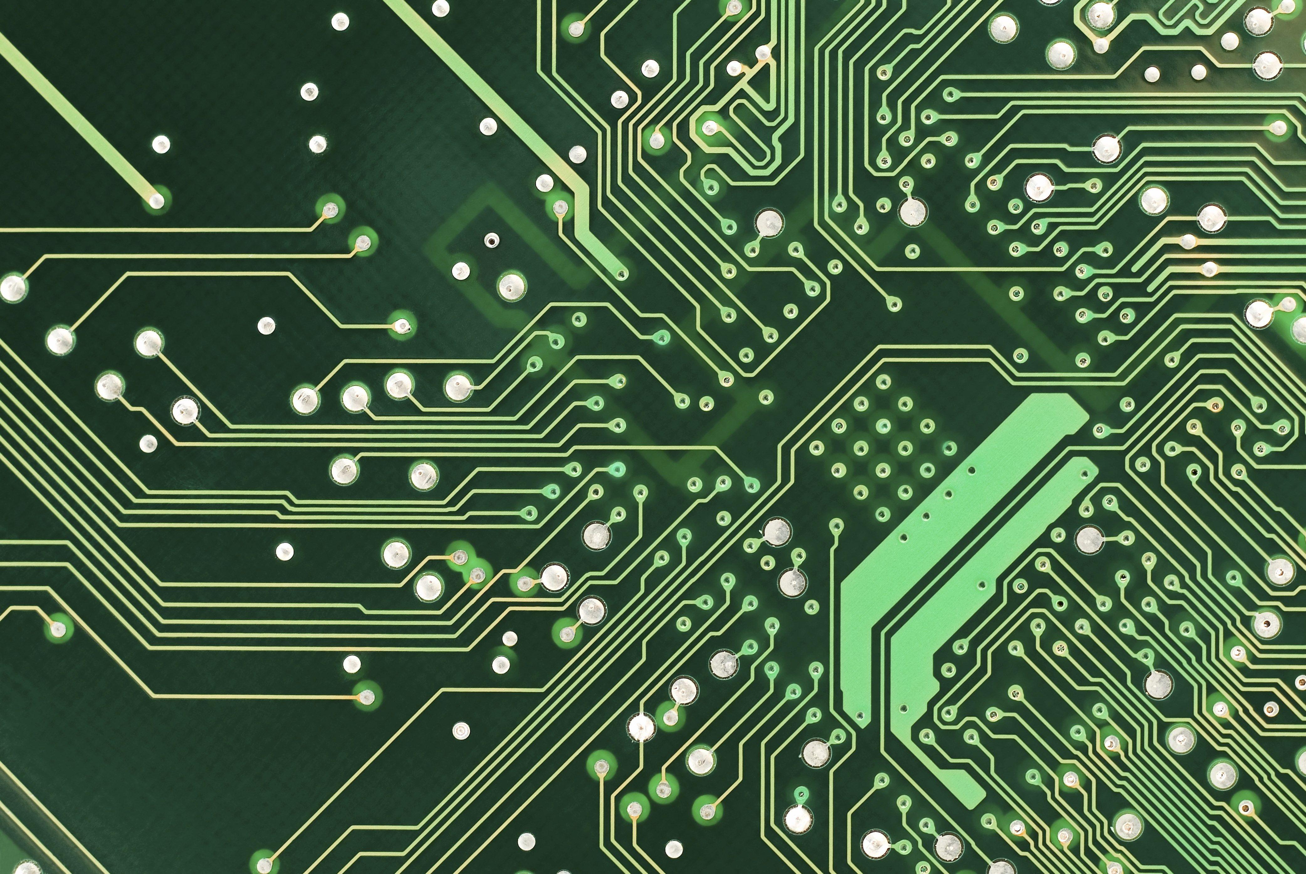 4k Wallpaper Circuit 4167x2789 Computer Engineering Diagram Desktop