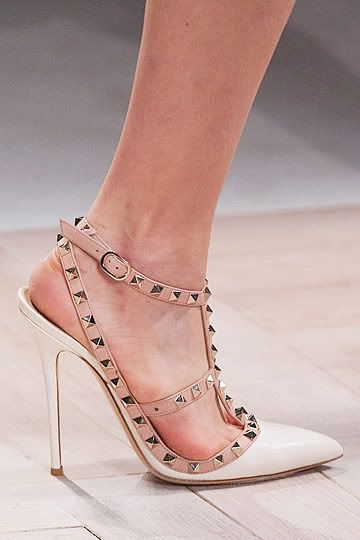 Valentino Ivory Rockstud Ankle S... best prices cheap online egU4x4z